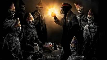 Scary Birthday Happy Dead Wallpapers Death