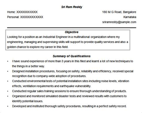 resume objective example engineering example resume objectives engineering resume ixiplay