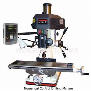 Drilling Machine-Definition, Main parts, Types, Operation ...