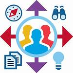 Intranet Employee Productivity Workforce Collaboration Company Clipart