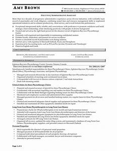 best executive assistant resume mid level administrative With best executive assistant resume