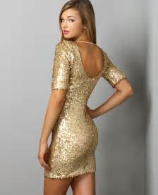 gold sequin cocktail dress gt gt busy gown