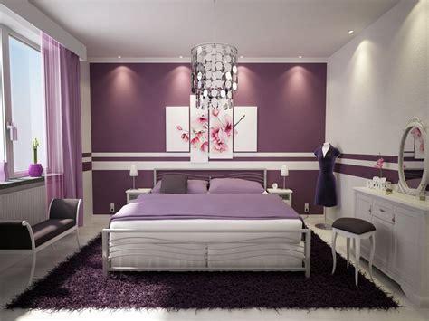 inspirational purple interior designs
