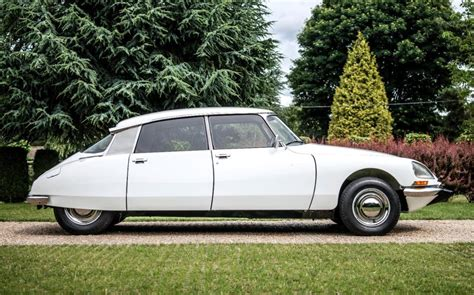 Citroen Car : Your Chance To Buy 'the Finest Citroen Ds In The World