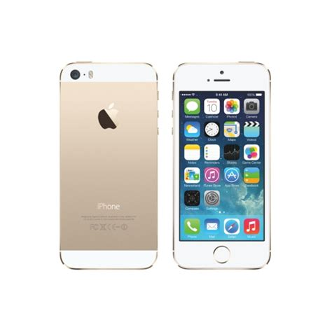 sprint iphone 5s sprint iphone 5s 32gb a1453 smartphone white on gold