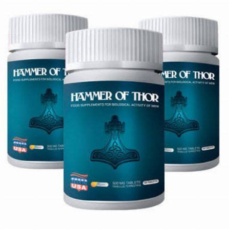 hammer of thor capsule promo natural herbal medicine