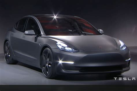 Tesla Model 3 Elon Musk Announces $78,000 Dualmotor M3