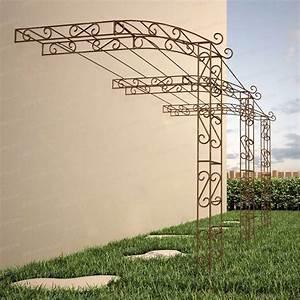 Arche De Jardin En Fer Forgé : arceau jardin fer forge 3 arche jardin lertloy com ~ Premium-room.com Idées de Décoration