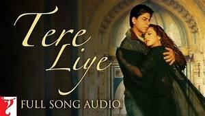 Tere Liye – Full Song Audio | Veer-Zaara | Lata Mangeshkar ...