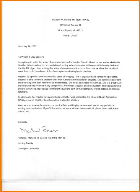 professor nomination letter sample mysafetglovescom