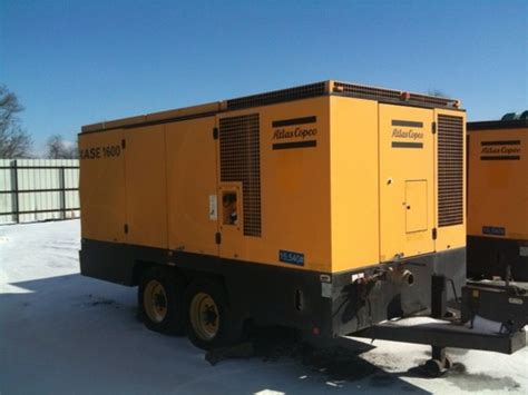 atlas copco xase  compressor venture drilling supply