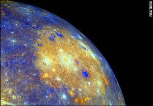 New Pictures of Planet Mercury (page 2) - Pics about space