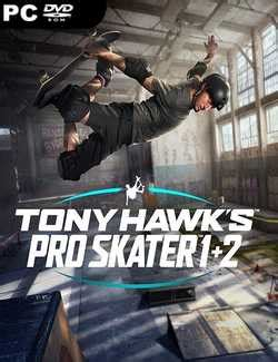 Tony Hawk's Pro Skater 1 + 2 Crack PC Download Torrent CPY ...