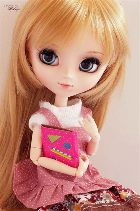 cute animated dolls wallpapers gallery