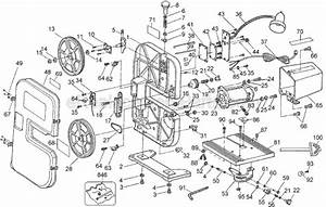 Black And Decker Bs700 Parts List And Diagram