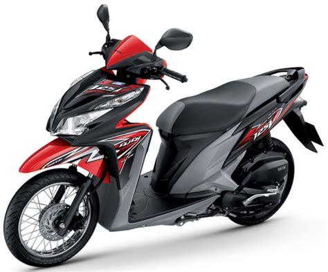 warna baru honda click 125i thailand update 2013 mercon motor