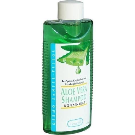 aloe vera shampoo floracell  ml pzn  besamexde
