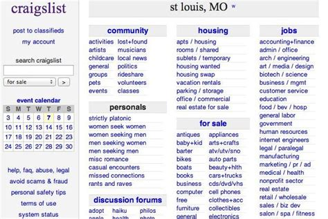 Craigslist Personals St Louis Adult Children Study (acs. Hvac Training Raleigh Nc Georgia Marriage Law. Kansas City Optometrist Movers In Boston Area. Electricians Thousand Oaks Lpn Programs In Tn. Hair Fue Transplant Cost Internet Fax Account. Chemist Jobs In South Carolina. Find Cheap Auto Insurance Online. The Traveler Insurance Able Storage Rialto Ca. Advanced Practice Nursing Programs