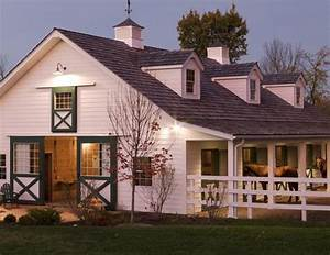 Riding aside barns for Barn builders show