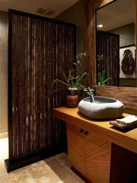 relooker une cuisine rustique en moderne le bambou décoratif va faire des miracles pour votre interieur