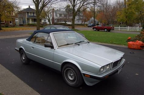 where to buy car manuals 1986 maserati biturbo electronic throttle control 1986 maserati biturbo spyder for sale maserati spyder 1986 for sale in buffalo new york