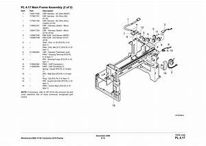 Xerox Workcentre 4118 M20 Faxcentre