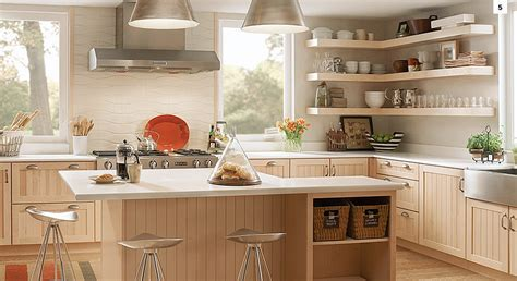 Small Kitchen Ideas : 7 Tips To Make Small Kitchens Feel
