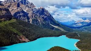 Blue, Lake, In, Mountains
