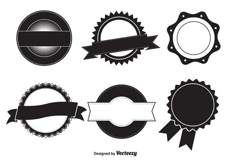 vector badge templates download free vector art stock graphics images