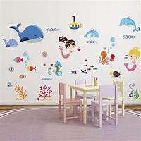 trending mermaid wall decals Mermaid Stickers and Decals for your walls, cars, and more!