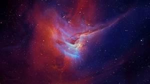 Star Nebula Glow | Digital Universe HD 4k Wallpapers