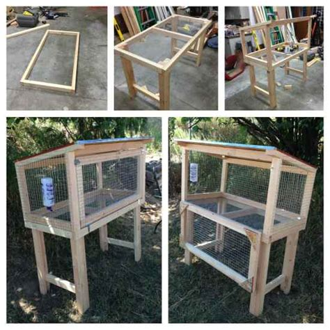 how to build a rabbit hutch with pictures 18 diy rabbit hutch ideas and designs