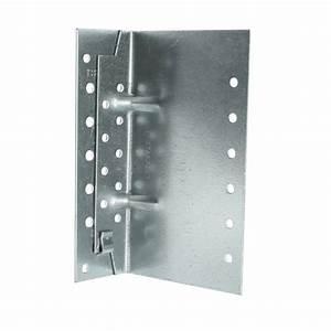 Sabot De Charpente : sabot de charpente ajustable en hauteur et en largeur ~ Melissatoandfro.com Idées de Décoration