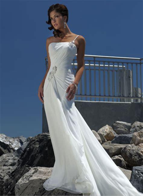 beachy wedding dress ca best wedding dresses in canada 2010