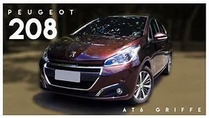 Peugeot 208 Griffe Autom U00e1tico - Racionauto