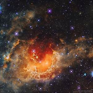 APOD: 2017 May 7 - Star Formation in the Tadpole Nebula