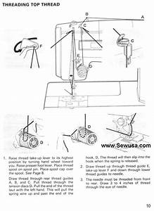 126 Best Images About Sewing Machines  Parts  U0026 Maintenance