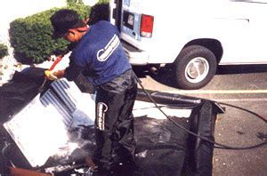Trans Clean Corp.   Experts in Powerwashing for