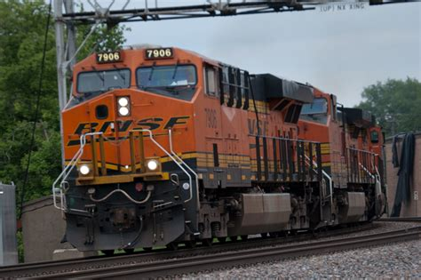 BNSF Railway is UP's main competitor in the west. Of all ...