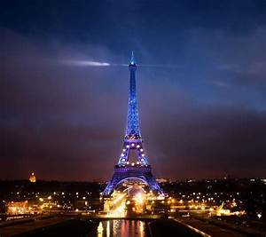 Eiffel Tower At Night Wallpapers - Wallpaper Cave