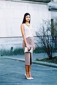 Skirt Street Style Fashion