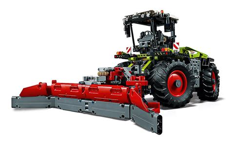lego technic ab 6 lego 174 technic claas xerion 5000 trac vc 42054 aktion voltmaster rc modellbau news