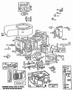 11 Hp Briggs And Stratton Engine Diagram
