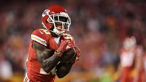 Chiefs' Tyreek Hill touchdown catch means milestone | The ...