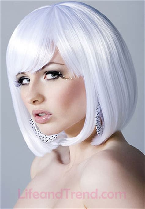 White Hair Pictures by White Hair Color 2019 Pictures Hairstyles