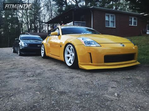 2005 Nissan 350z Mst Mt01 Megan Racing Coilovers Fitment