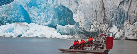 Airboat Juneau by Jnu 229 Helicopter Airboat Glacier Tour Dolly Varden