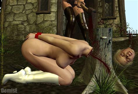 3d Schoolgirl Snuff Beheaded Porn
