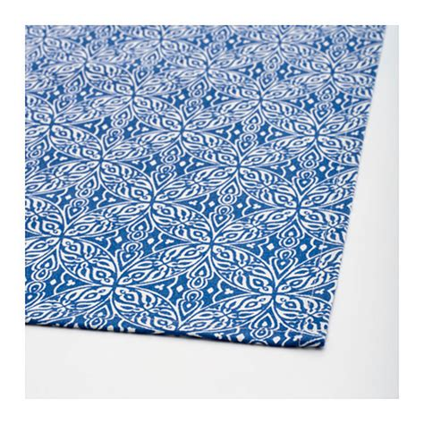 Ikea Sommar 2016 by Ikea Sommar 2016 Tablecloth White Blue Ethnic Floral