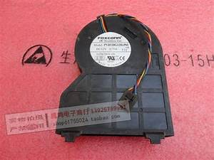 Foxconn Pvb120g12h P01 J50gh A00  J50gh 0j50gh 12v 0 75 4wire For Dell Optiplex 790 990 390 Sff